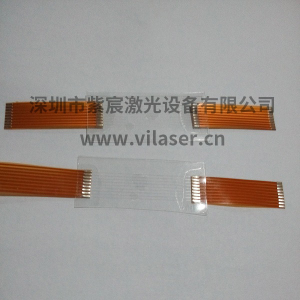 FPC透明线路板激光焊接解决方案
