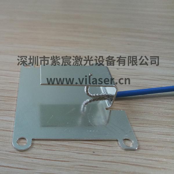 汽车电子零件焊接效果展示