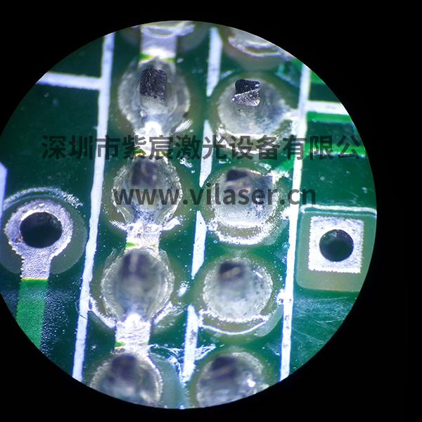 LED电路板激光焊锡机