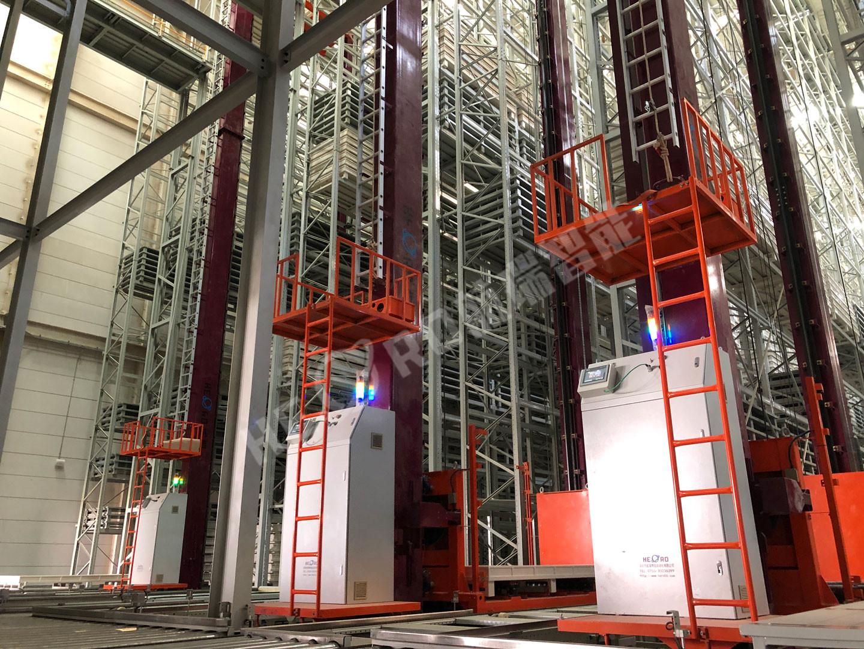 维尚家具六分厂(无锡维尚)自动仓储系统