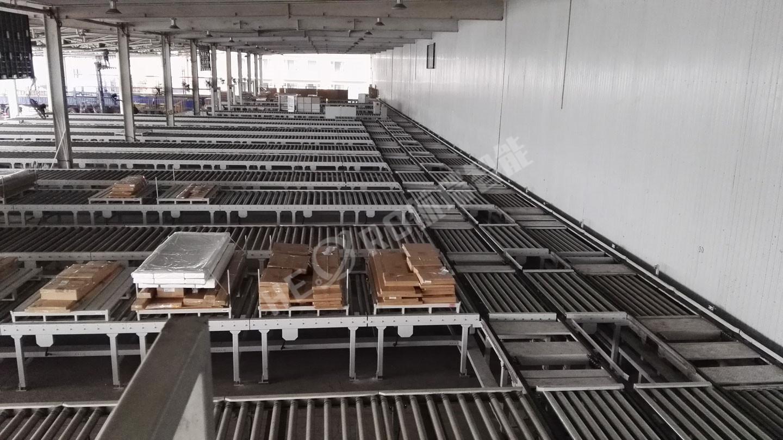 索菲亚廊坊自动仓储系统