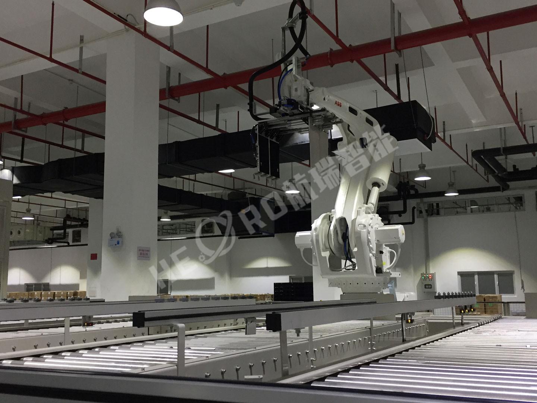 宁德时代(CATL)电芯超市及智能物流配送系统