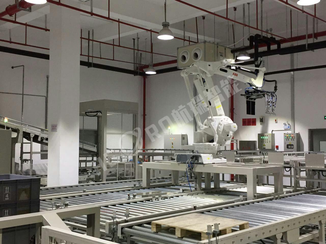 物流公司仓库_物流自动化设备_深圳市航瑞物流自动化有限公司