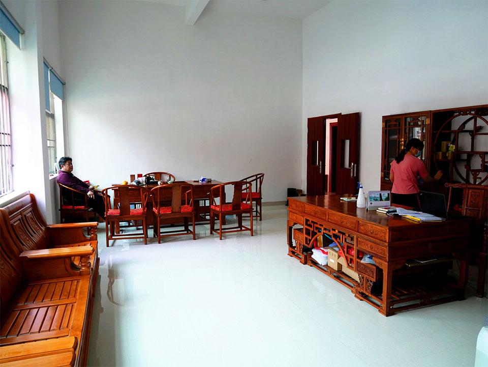 海丰工厂接待办公室