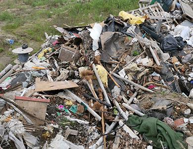 散装废品回收