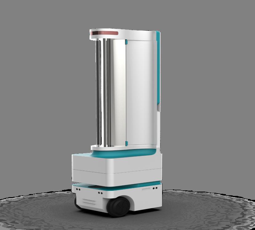 紫外消毒机器人FL-UVROB-1100