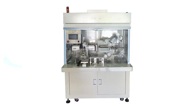自动钢化玻璃贴膜机