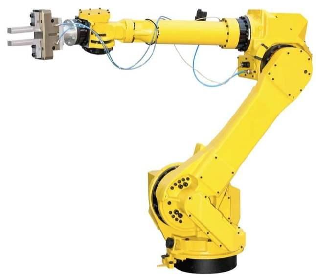 工业机器人分类,您知道几个?