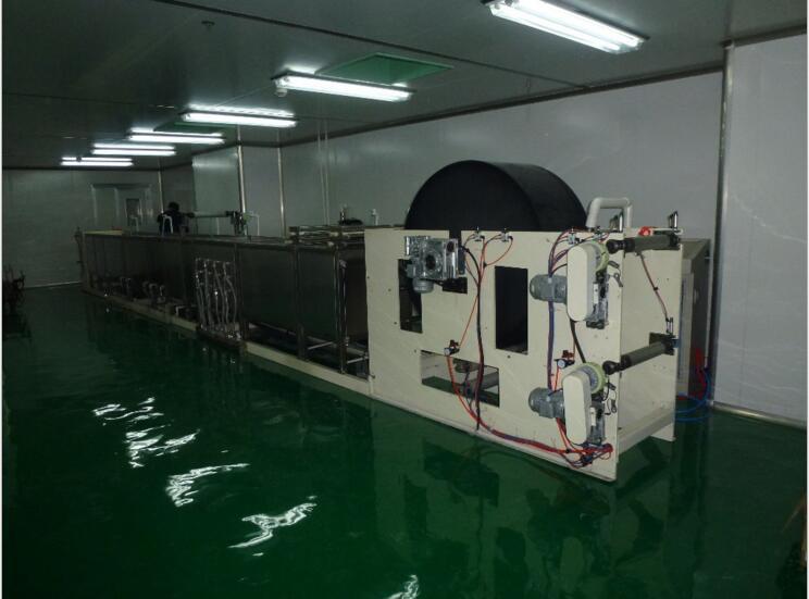 RO膜材料涂膜清洗机