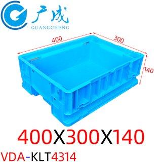 VDA-KLT4314物流箱