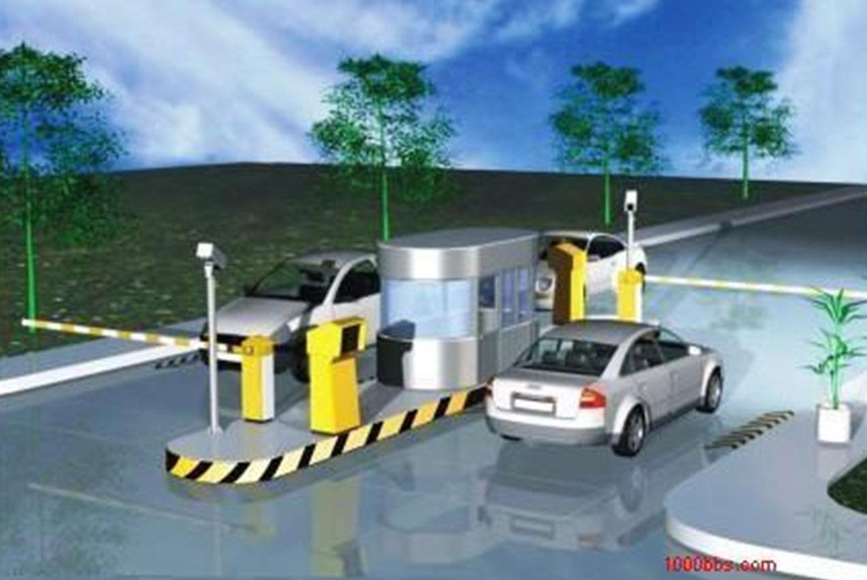 移动支付停车场管理系统研发厂家
