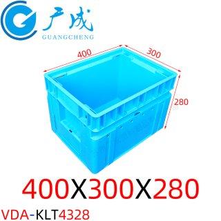 VDA-KLT4328物流箱