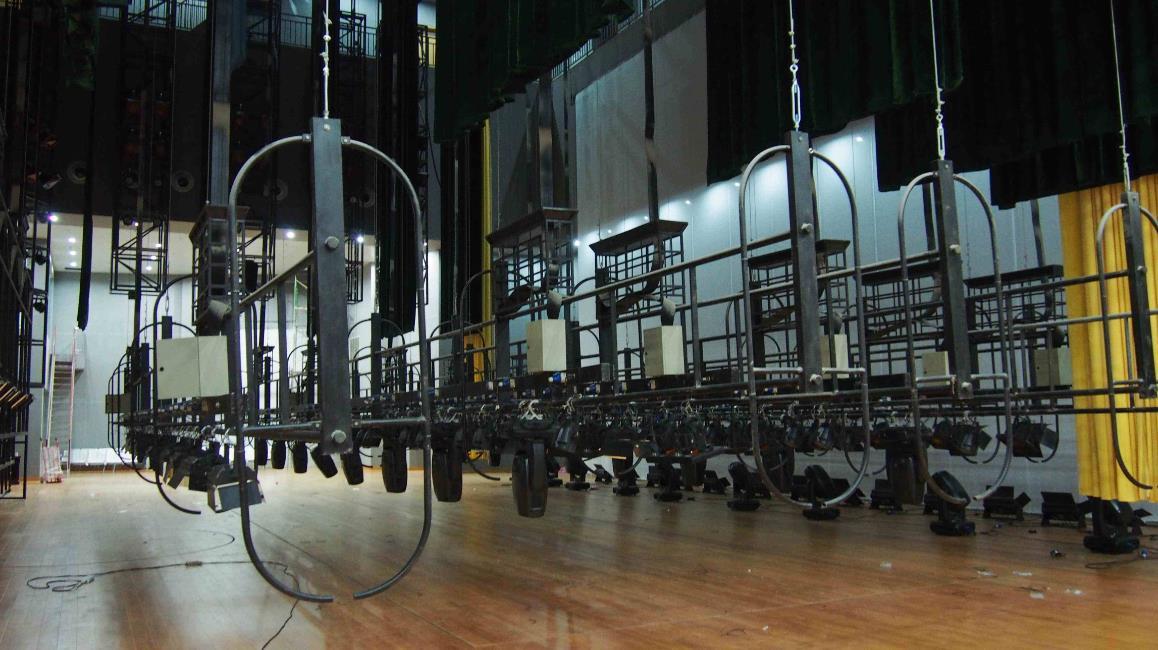 舞台机械设备检查和修理知识