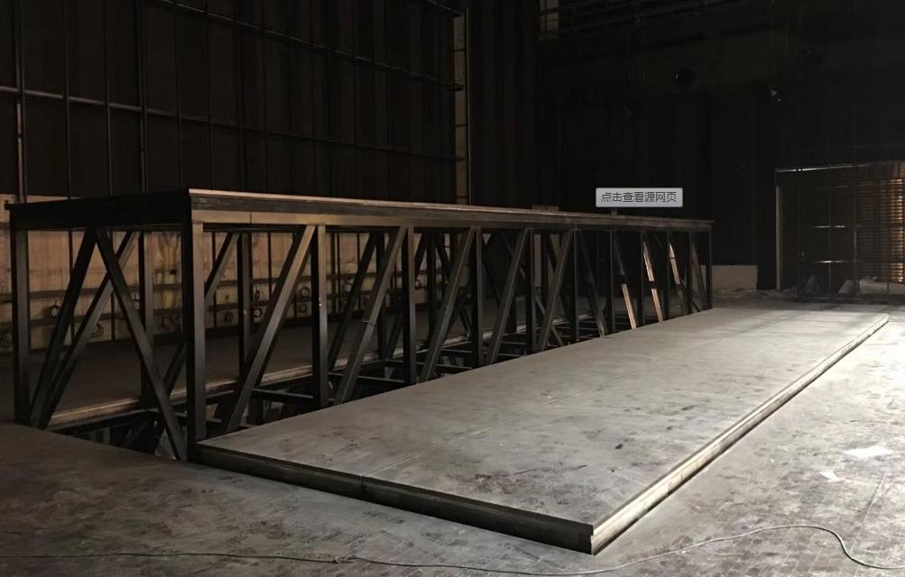 舞台台下机械的分类