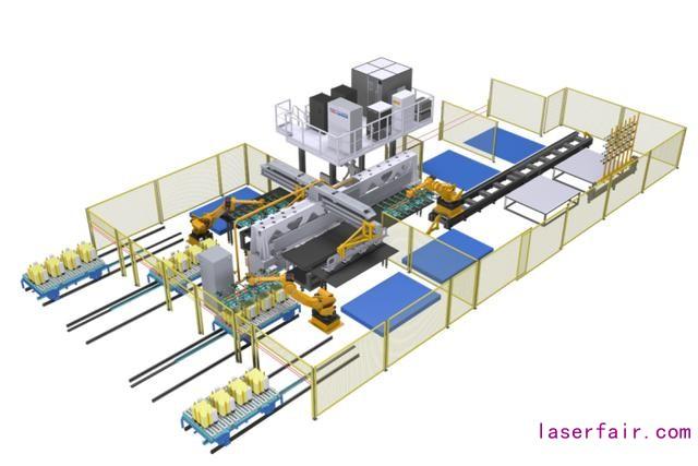 高功率激光远程焊接技术