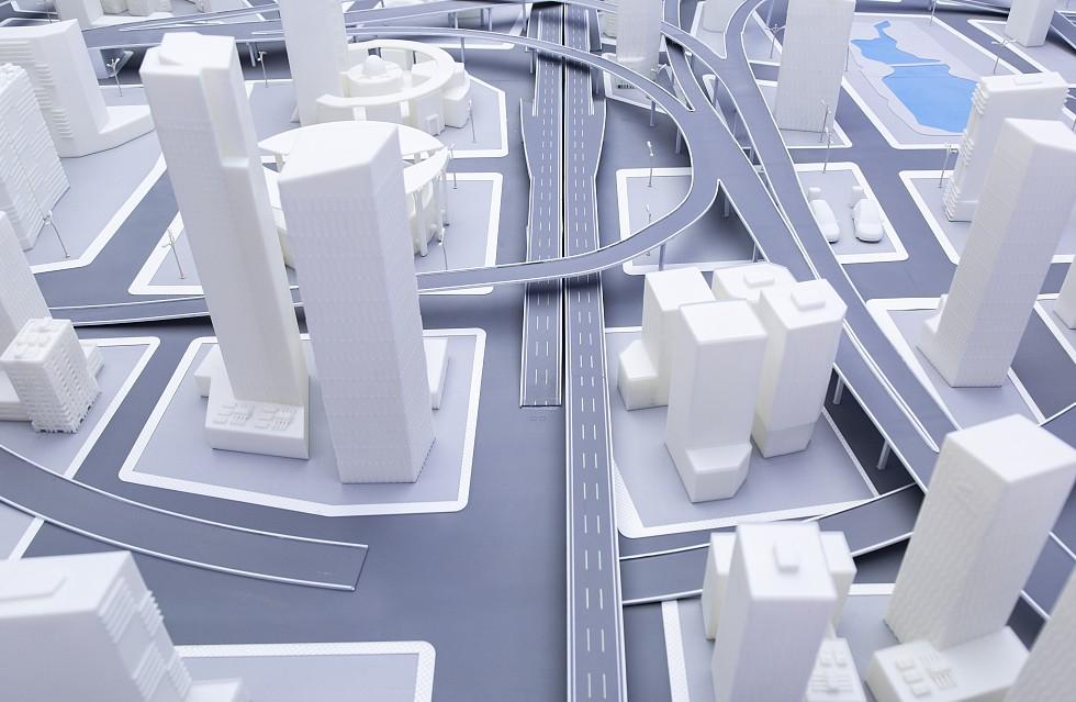 现代化城市中数字沙盘的运用