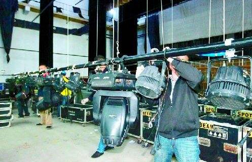 舞台机械设备安装的一般程序都有哪些
