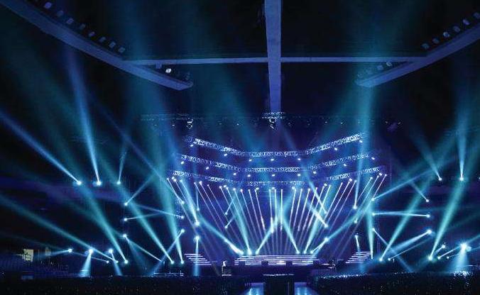 舞台摇头灯常见故障以及解决方法