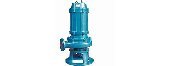 排污泵的機械特點