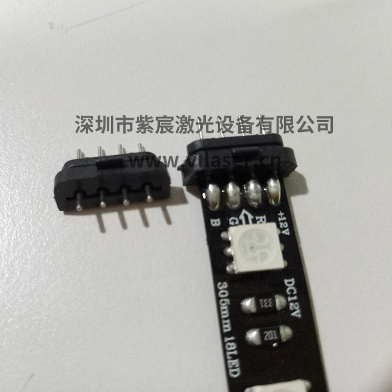 LED灯条锡丝焊效果,照明行业焊锡效果展示