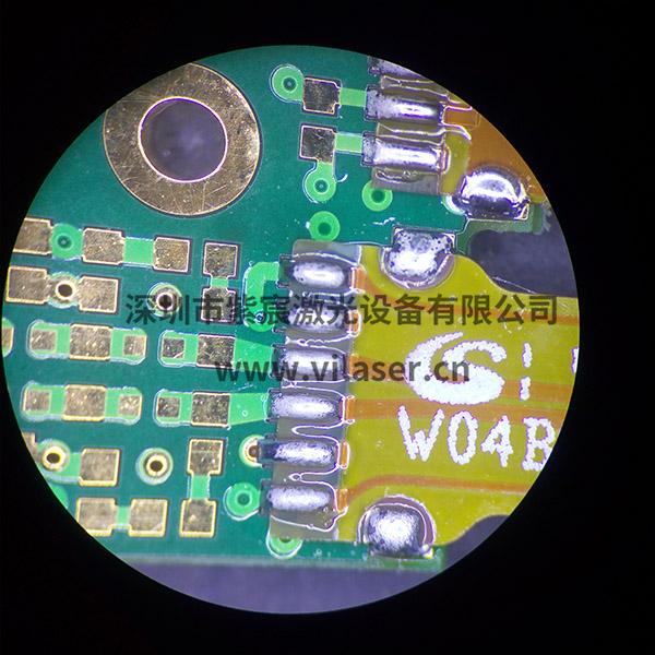 光通訊10G模塊FPC與PCBA焊接效果