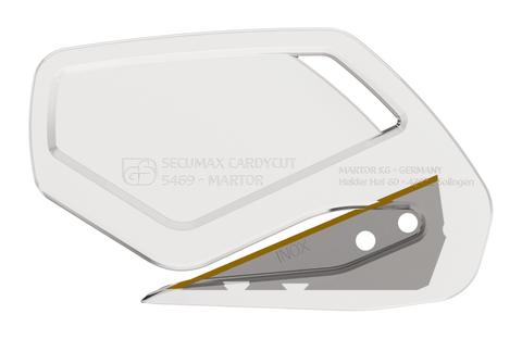 小编给您分享一款小巧紧凑的德国MARTOR的安全刀具