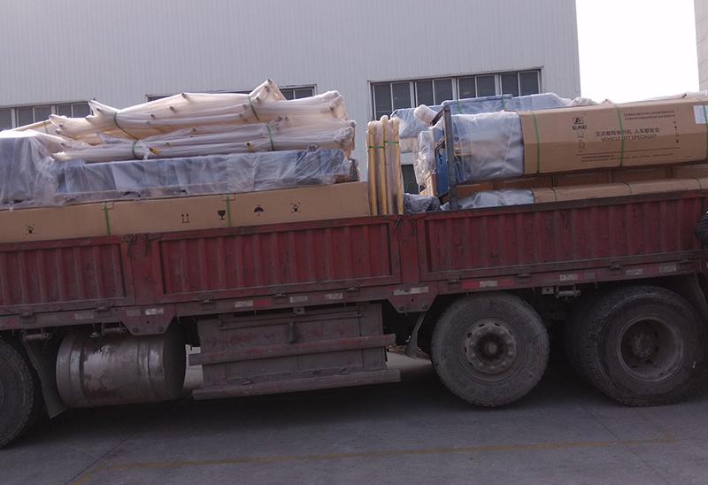 公路运输货物