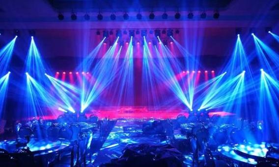 舞台灯光设备维修保养
