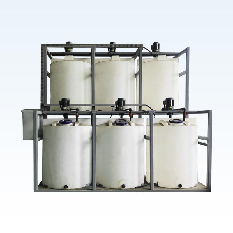DJY-Double tanks dosing device