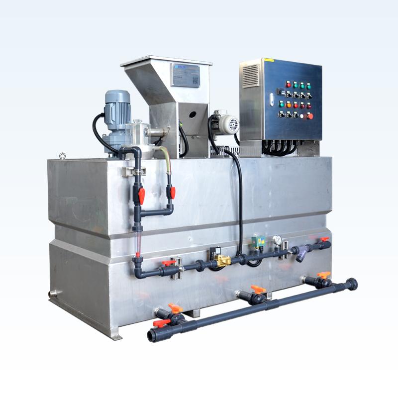 PL3-Automatic polymer preparation device
