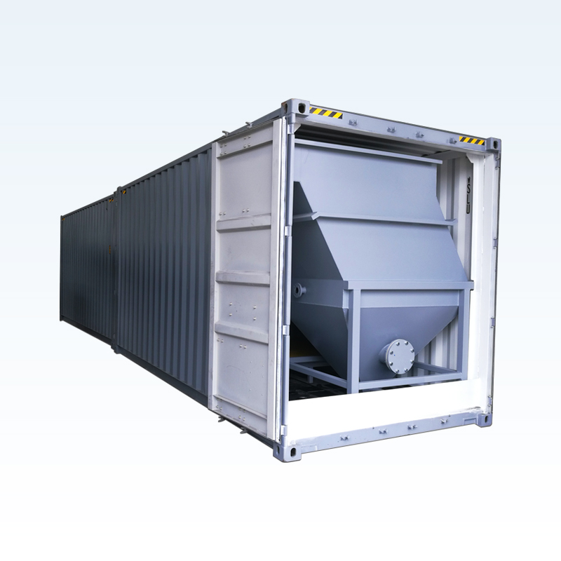 Containerized separation system