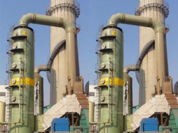 脱硫、脱硝废气治理