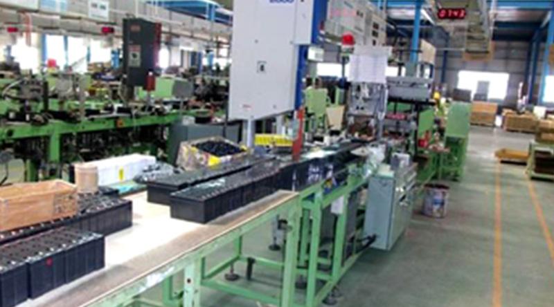 深圳市夺标厂有机废气处理工程
