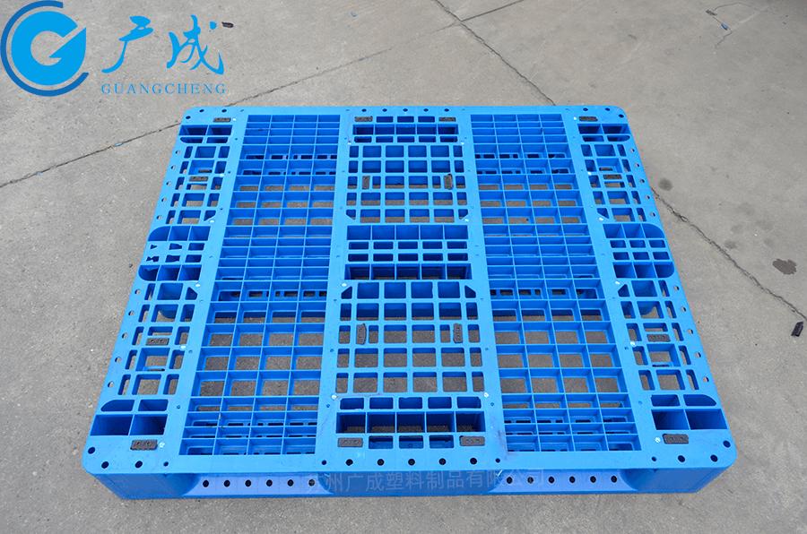 1210B網格川字塑料托盤面部