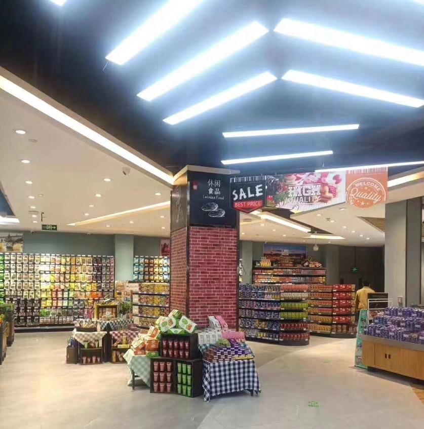 商业超市规划的五大设计!