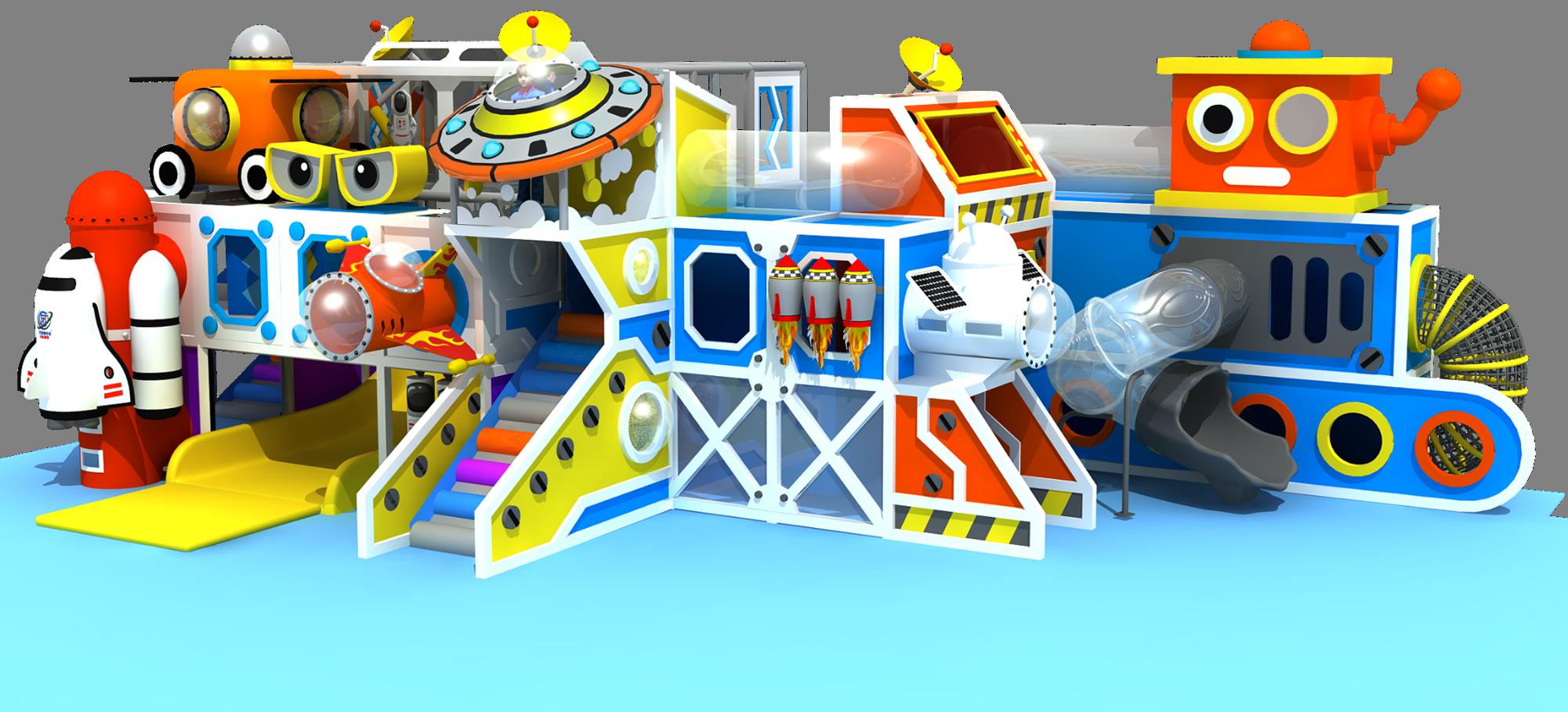 太空站亲子乐园