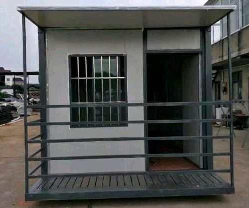 集装箱活动房安全性怎样?