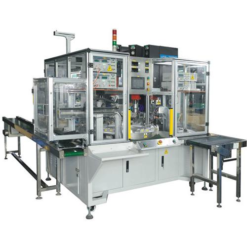 自动焊接及功能测试机