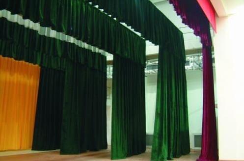 舞台设备之舞台幕布的分类及应用