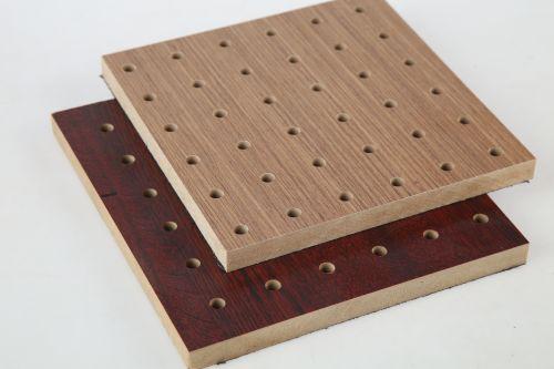 穿孔木质吸音板