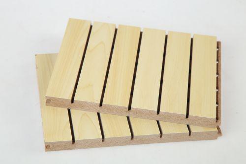 普通木質吸音板