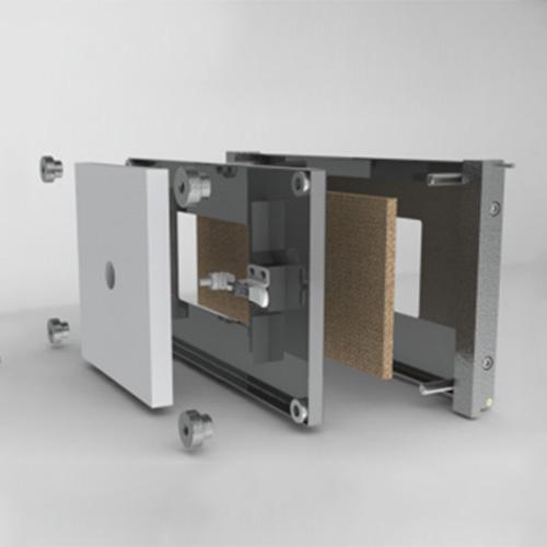 RPP熱輻射防護性能測試裝置