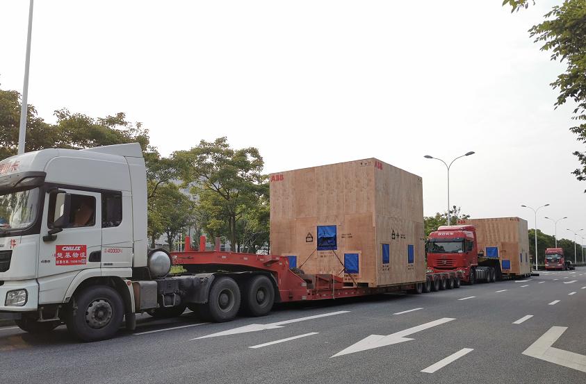 电力设备运输 大件物流