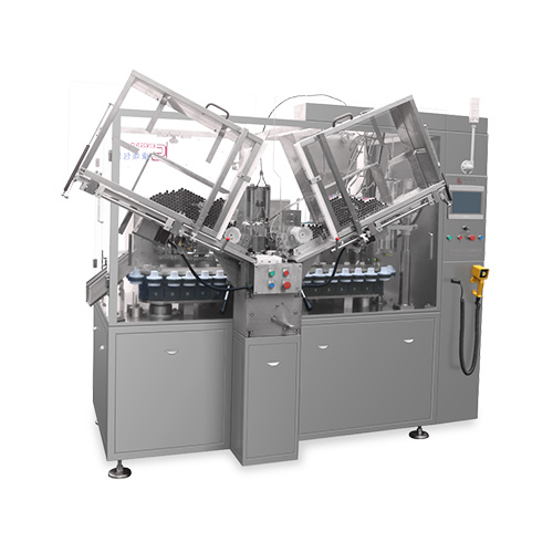 KFC140/180/200 Patented soft tube filling &sealing machine