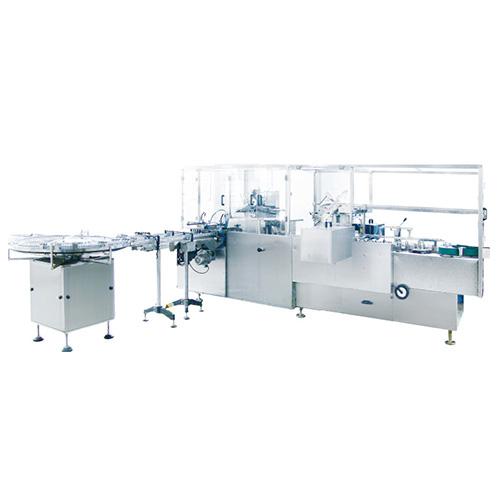 KHP60/90/120 Full Automatic Intermittent Cartoning Machine