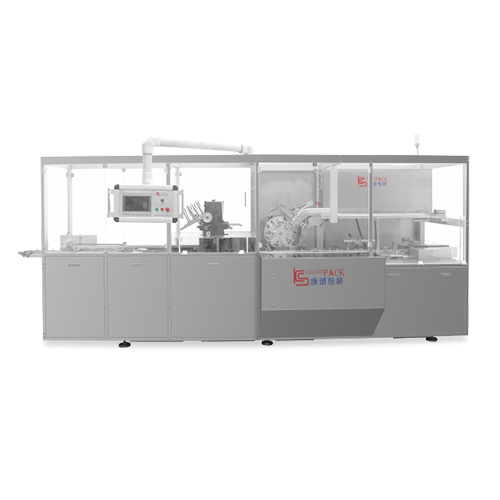 Ointment filling&packaging production linkage line