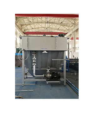 North America Plastic Facotry- Plastic washing wastewater