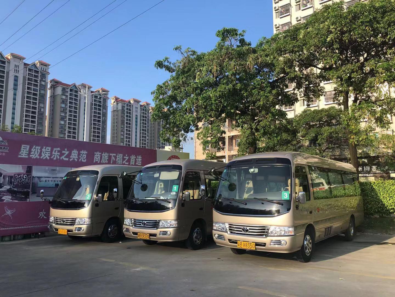 【深圳汽车租赁公司】团队出游,租大巴车有什么好处