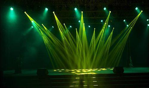 舞台天幕系统的布光用灯