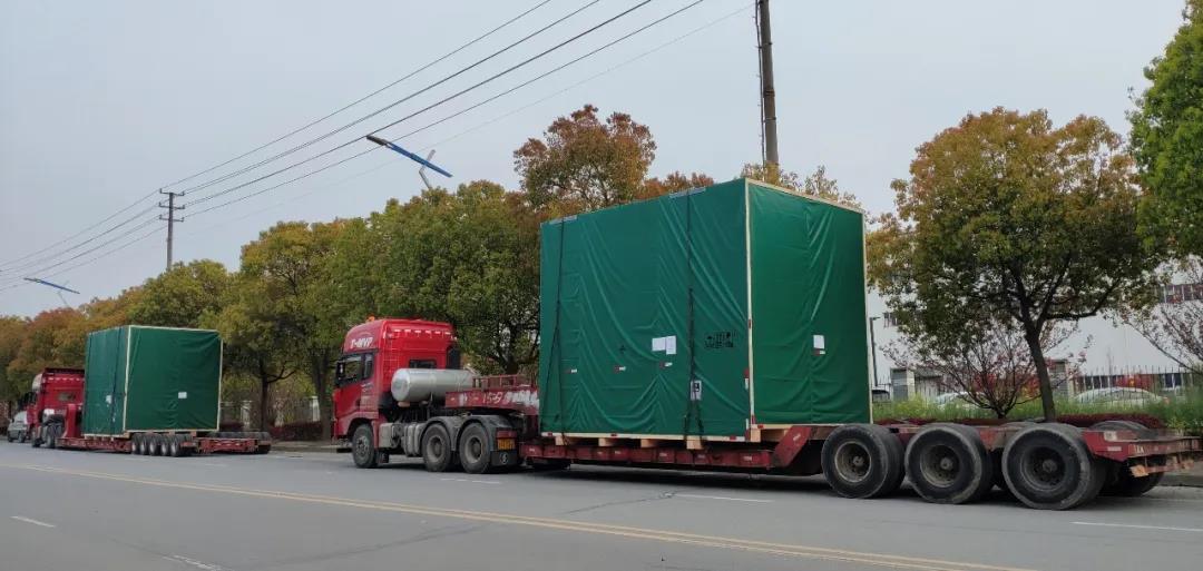 机床设备运输